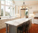 Image of clean kitchen for Alpenglow Cleaning Want more free time? page