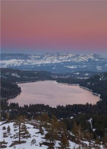 image for alpenglow house cleaning donner lake sunset Scott Thompson