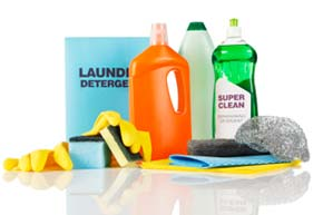 cleaning product list Truckee